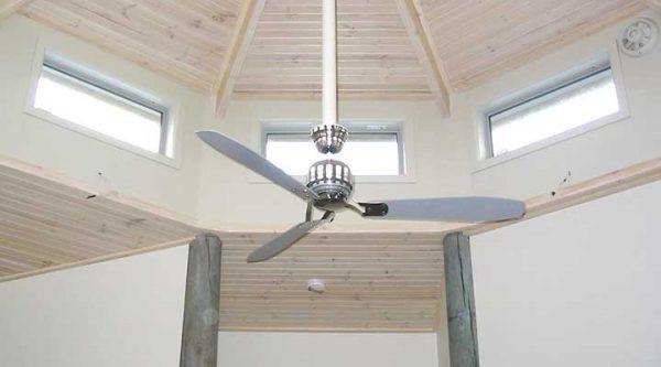 octagon ceiling