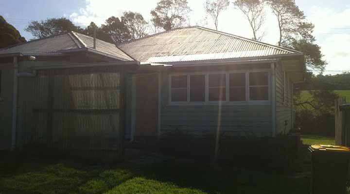 House renovation - before